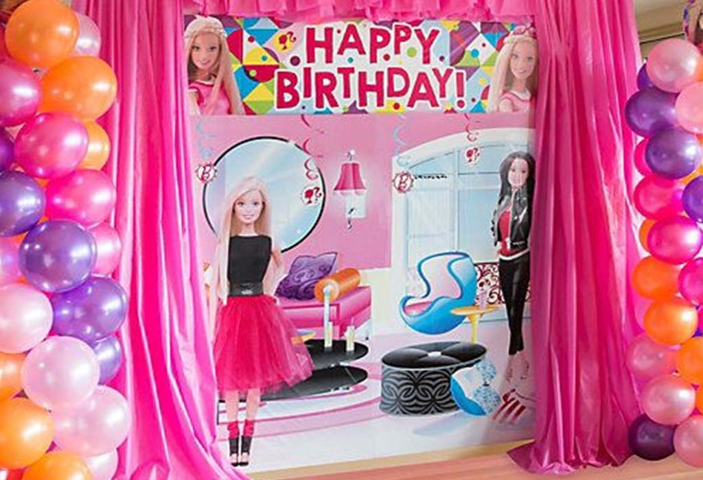 5 Ideas For A Unique Birthday Party At Home