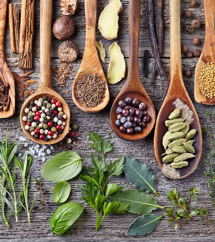 Herbs that Help You Lose Weight