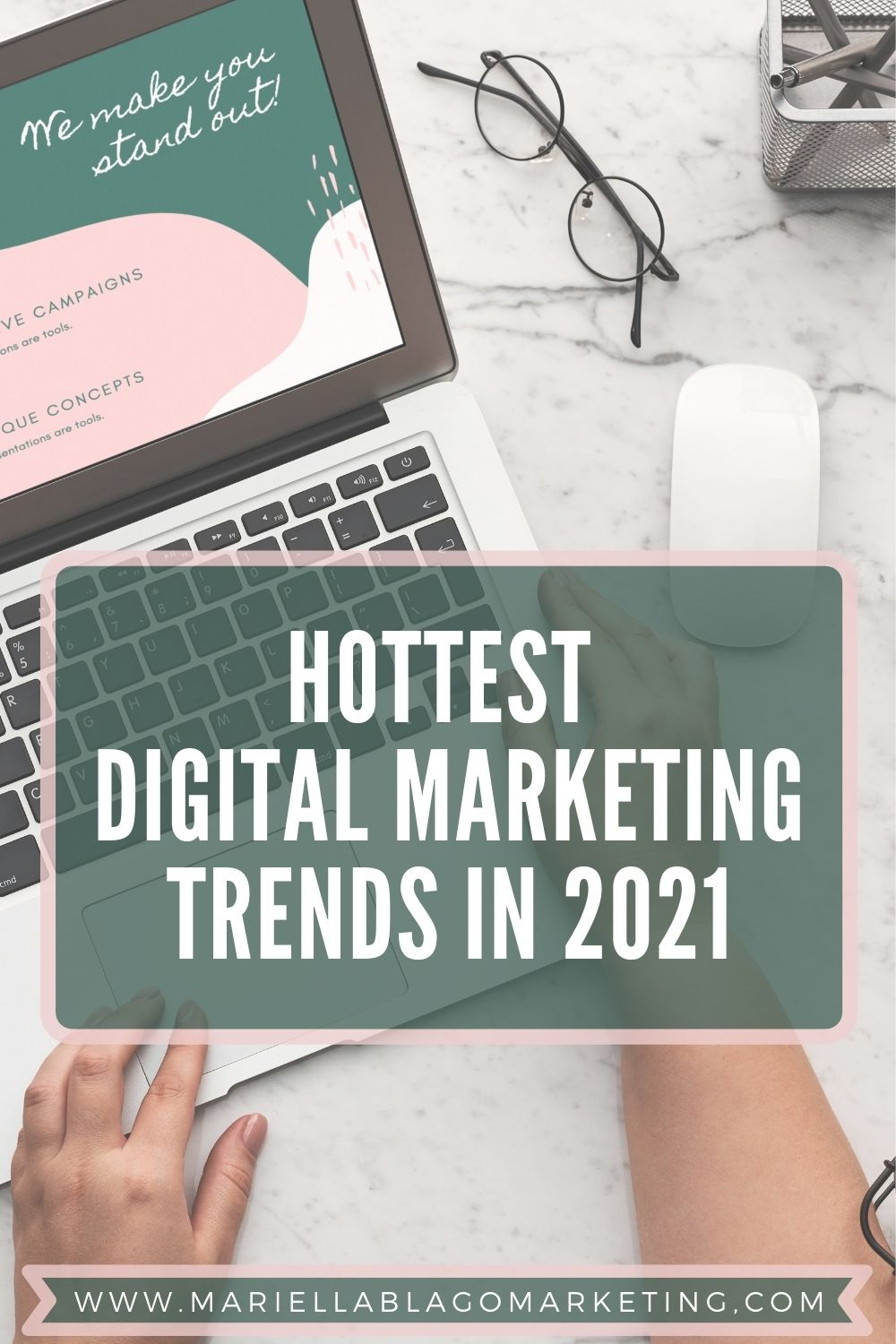 The Best Ultimate Guide to Marketing Trends in 2021