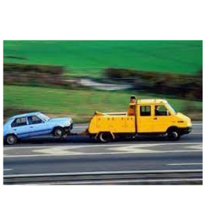 How to use tow truck dollies