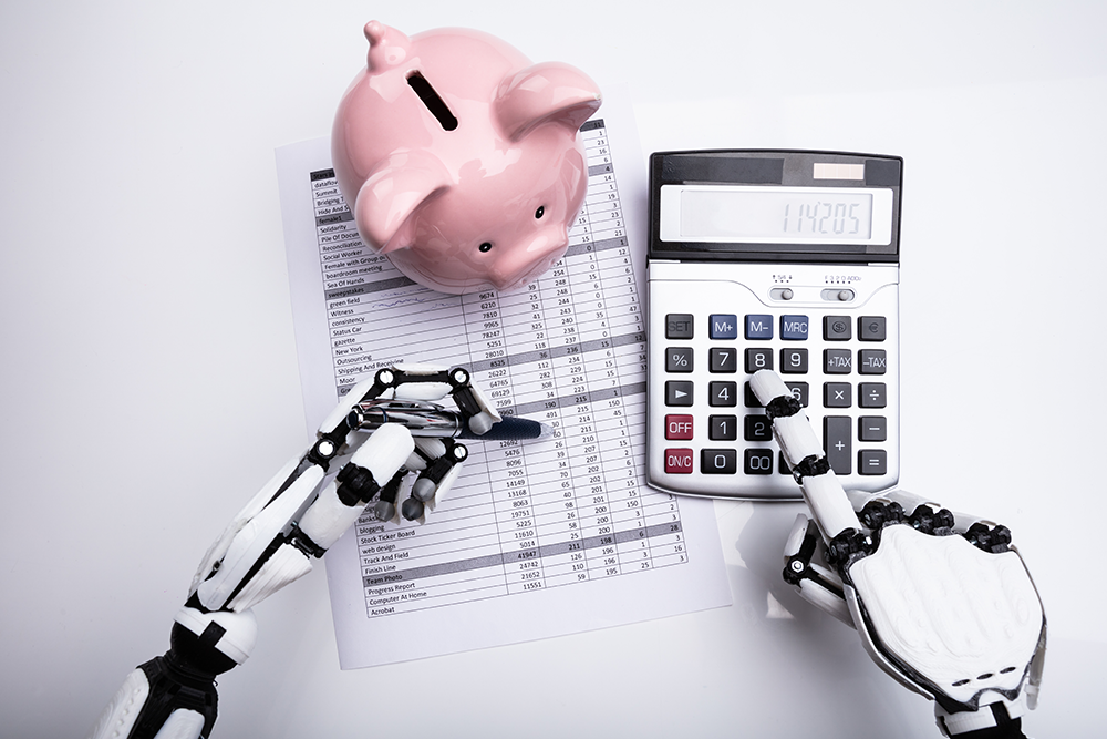 Why artificial intelligence is vital for finance