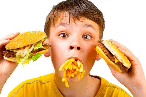 How Fast Food havings on Men's Health and Kids