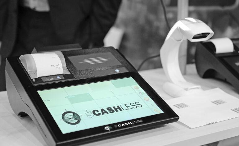 Cashless POS System