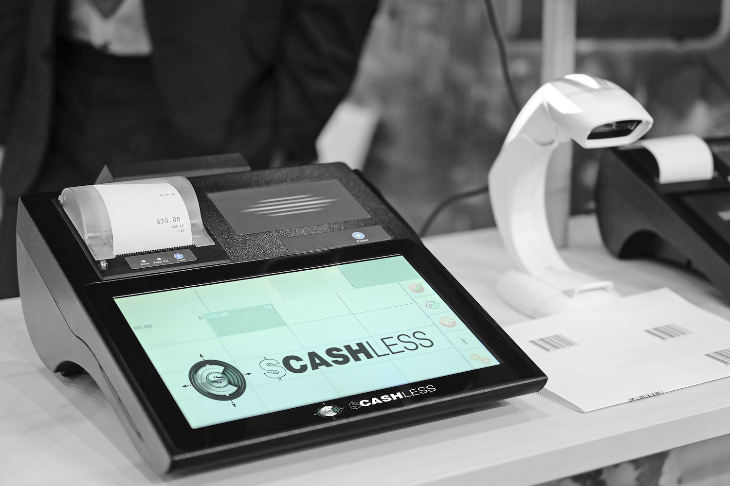 How Cashless POS System Makes Small Business Owners Life Easier