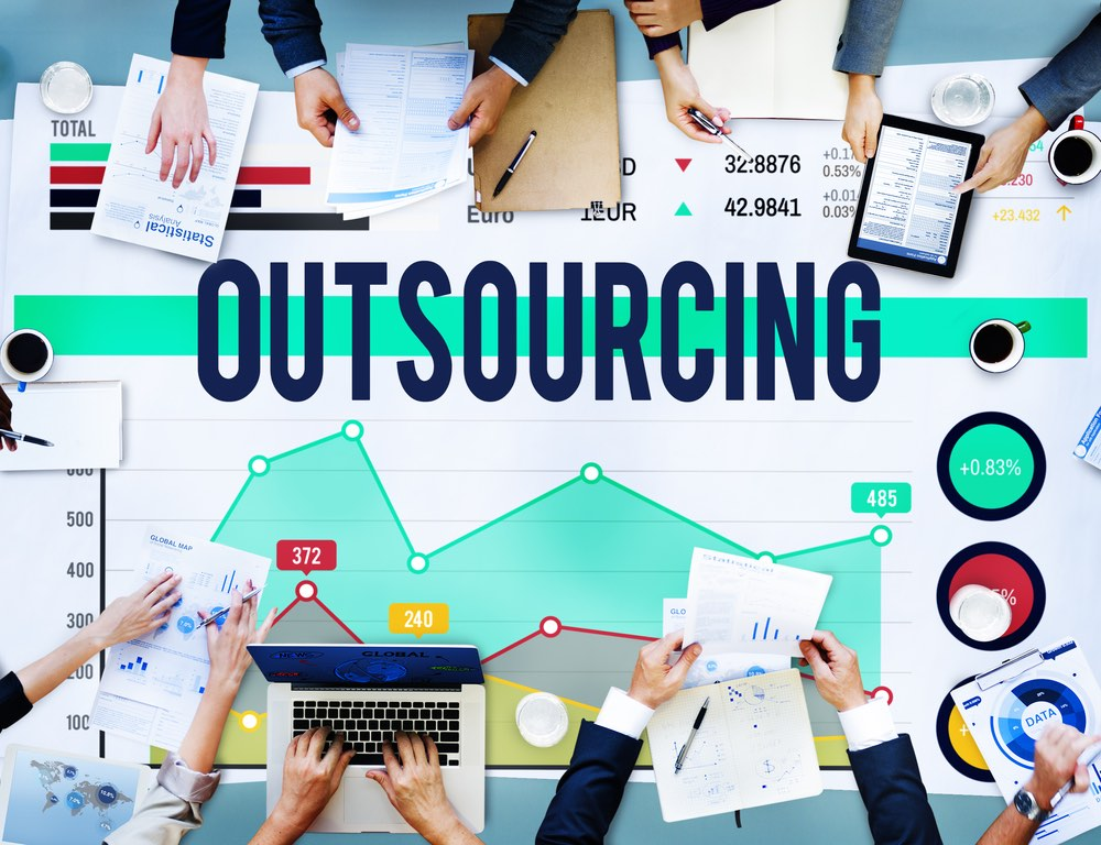 Outsourcing management