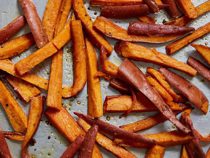The Nutritional Benefits of Eating Sweet Potatoes