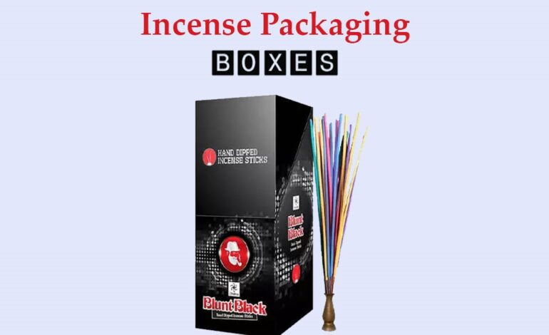 Customized Incense Packaging: Some Good Tips for Launching an E-commerce Site with a Minimum of Hassle
