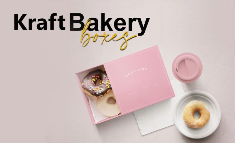 How to Make Custom Bakery Boxes That Work Perfectly for Your Business?