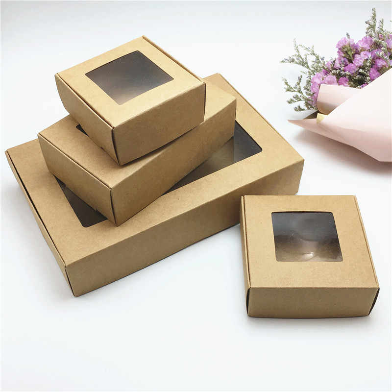 7 Cool Die Cut Boxes could be used for Product Selling
