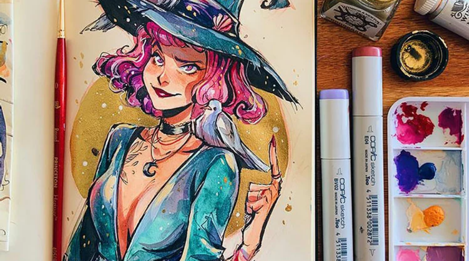 Cool drawing ideas for your sketchbook