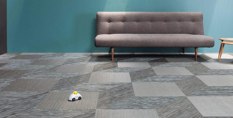 Carpet Tiles and Carpet Construction