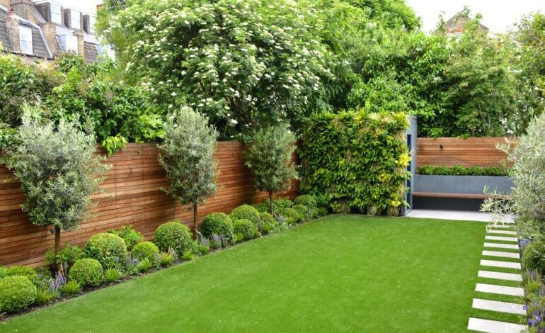 Why Choose Artificial turf For Lawns?