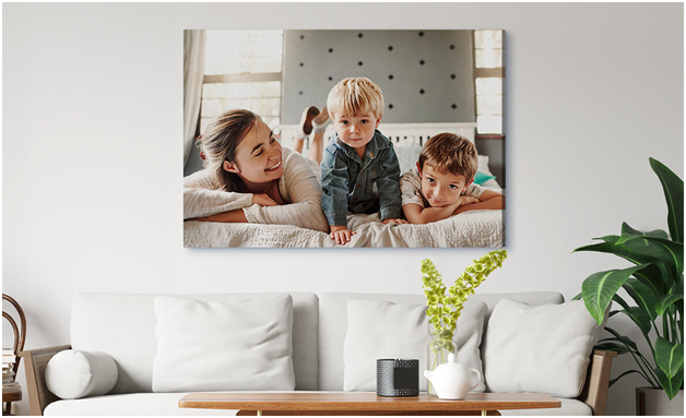 Display your special events on Canvas Prints