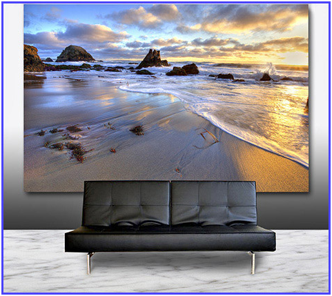 Different Types of Metal Prints